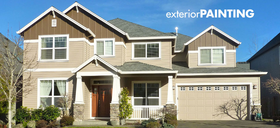 Exterior House Painters Greenville Sc