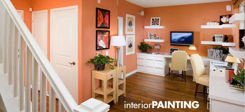 Home Interior Painting By Greenville Painters Local Painting Services